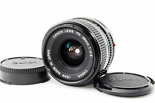Canon New FD NFD 28mm F/2.8 Wide Angle MF Lens From Japan [Excellent++]