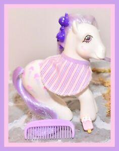 My-Little-Pony-MLP-G1-Vtg-Twice-as-Fancy-Satin-Slipper-Sweet-Shoppe-Scoops