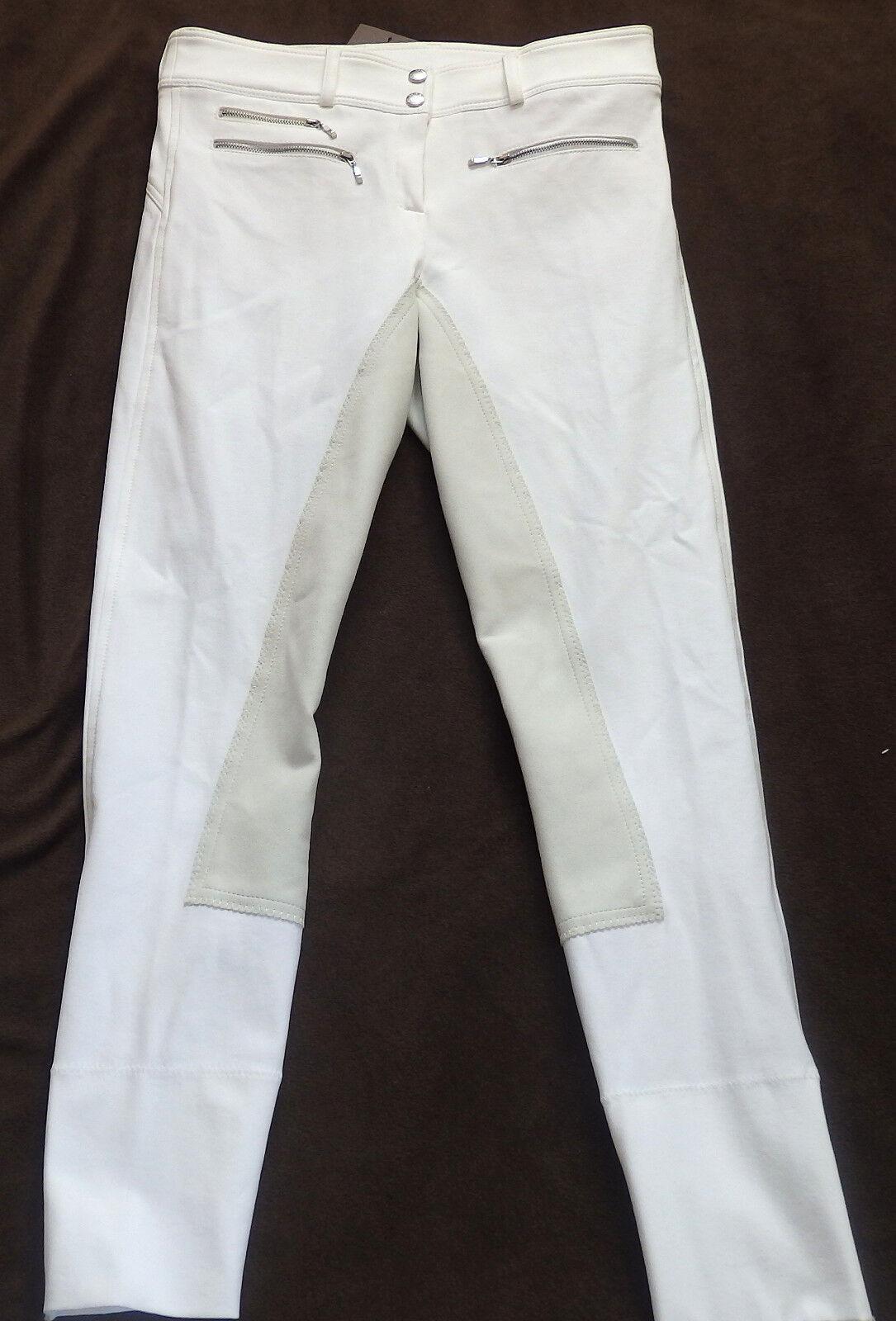 Cavallo montar, ribete  de pleno, blancoo, talla 42, Candy (1085)  venta con descuento