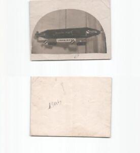 (b90461) Photo Zeppelin Modèle 5, Modélisme Version, Provient Du Nachla-on, Stammt Aus Dem Nachlafr-fr Afficher Le Titre D'origine Vente De Fin D'AnnéE