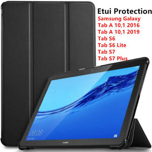 Custodia Cover Protezione Tablet Samsung Galaxy Etichetta A 10,1 2016/2019 T580