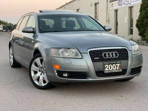 2007 Audi A6 4dr Avant Wgn 3.2L , Navigation