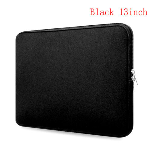 Laptop Case Bag Soft Cover Sleeve Pouch For 11.6/'/'13/'/' Macbook Pro Notebook KH
