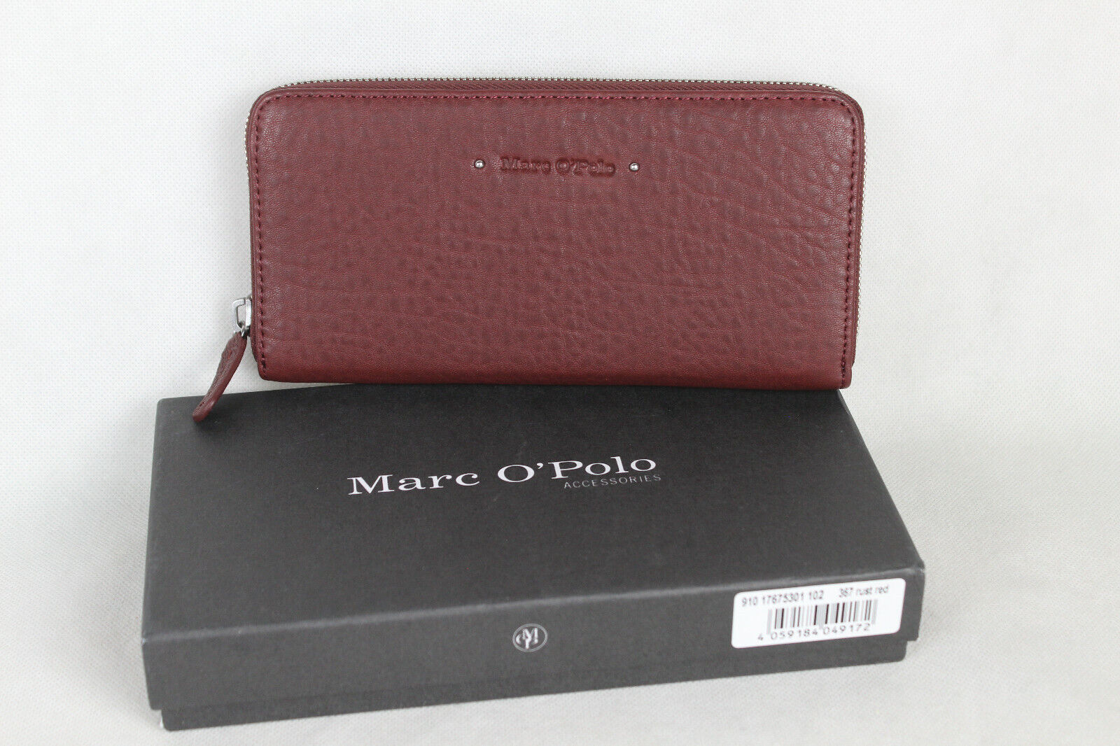 Marc o Polo Purse Wallet 19x10 CM, Leather, New IN Gift Box