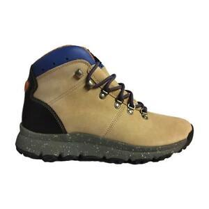 Mens-TIMBERLAND-WORK-HIKER-Beige-Boots-0A1U8R