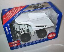 Siku Super 1:87 escala Liebherr T 264 Camión de Minería número de modelo 1807 Nuevo y Sellado