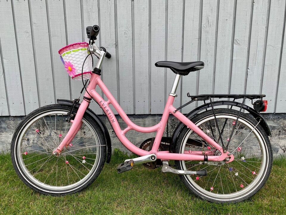 Pigecykel, classic cykel, Everton