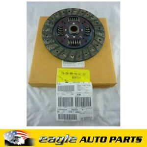 Details about HOLDEN RA RODEO 2003 5SPD MANUAL MSG BOX CLUTCH DISC PLATE  NOS # 8979415210