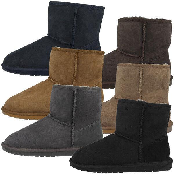 EMU Australia Stinger Mini damen Damen Schuhe Stiefel Stiefel gefüttert W10003