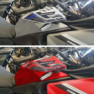 Adesivi 3D Protezioni Paramani compatibili con Yamaha Tracer 700 2020