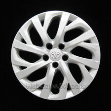 Hubcap For Toyota Corolla 2017 2019 Genuine Oem Factory 16 Wheel Cover 61181