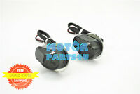 Led Turn Signal Lights For Kawasaki Zx6r Zx636 2003-2006 04 05 Smoke