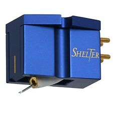 SHELTER - JAPAN - MC-TONABNEHMER - MC-CARTRIDGE - 301 II MC