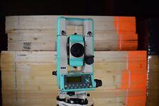 Nikon Dtm 531 Total Station With Original Hard Case 2 Batteries Charger
