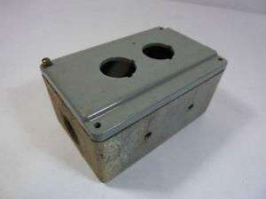 Allen-Bradley-800T-CP8384-Enclosure-2-Hole-WOW