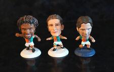 3 CORINTHIAN Micro Stars FIGURE LOT Collection Soccer Football WERDER BREMEN