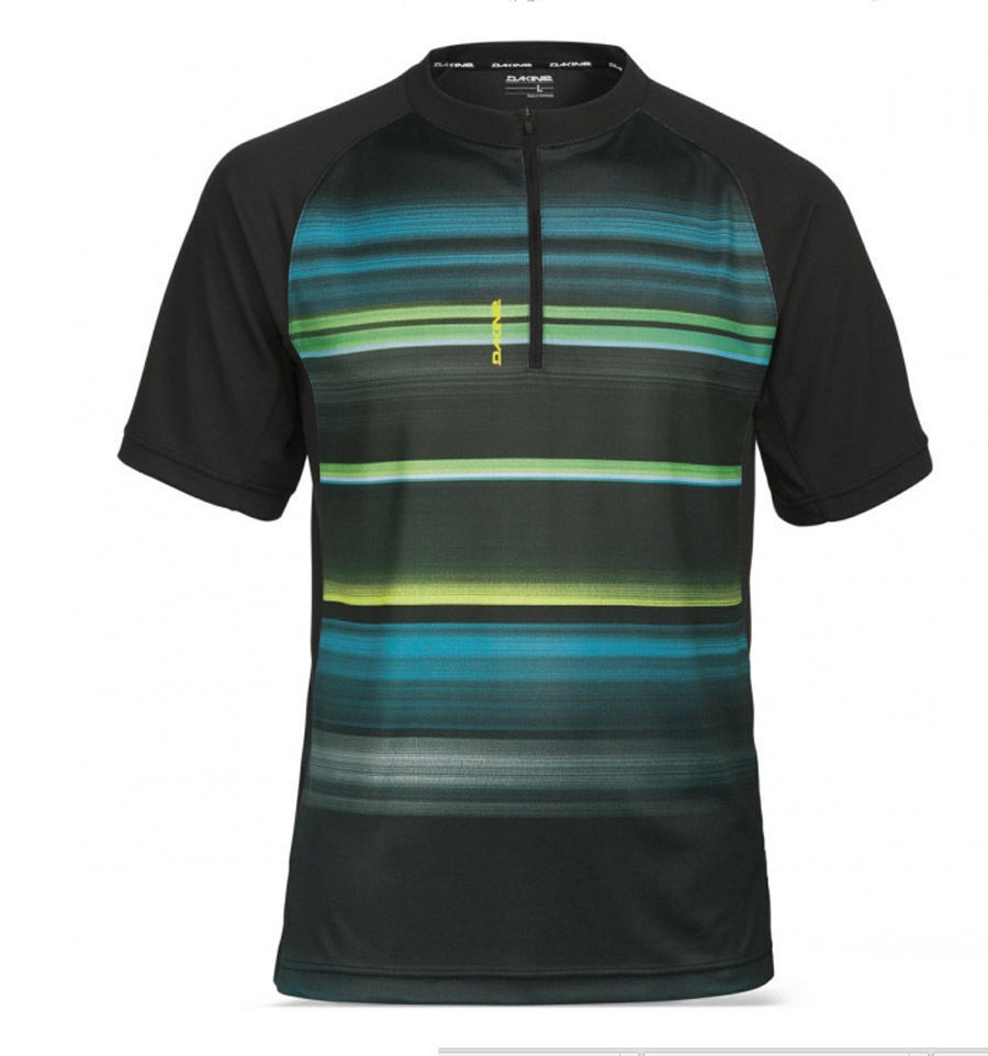 Dakine Mens Med Range Short Sleeve T-Shirt Cycling Mountain Bike MTB Jersey Haze