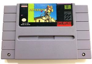 Paperboy-2-SNES-Super-Nintendo-Game-Tested-Working-amp-Authentic