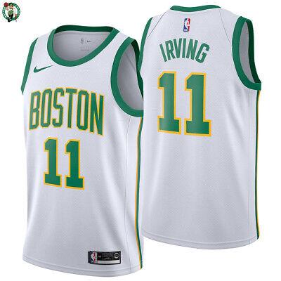 buy online 3e043 1d861 Kyrie Irving Nike City Edition 2018/19 Swingman Jersey Boston Celtics 11  Limited   eBay