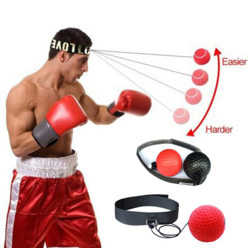 Muay Training Equipment Punching Ball Sport Boxing Punch Exercise Fight Trainer