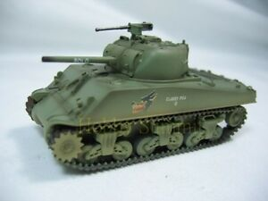 1-72-Sherman-WWII-M4A3-MEDIUM-TANK-US-Army-Assembled-Model-Built-Wargane