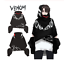 Venom Cosplay Costumes Graffiti Hoodies Cotton Sweatshirts Long Sleeve Coat Top