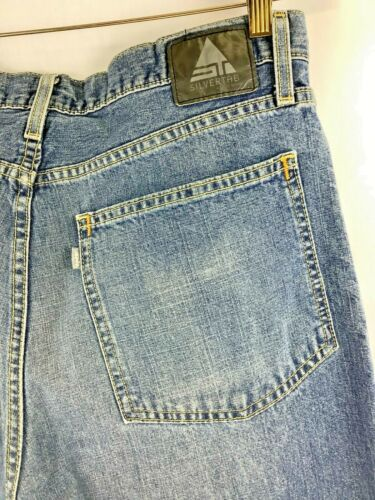 Levis Silvertab Mens Low Loose Jeans 34x29