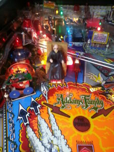 Addams Family pinball Uncle Lester / Fester mod