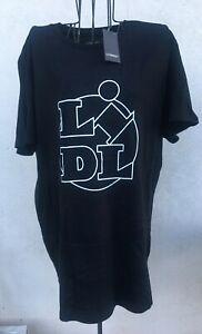 Magnifique T Shirt noir LIDL  édition limitée Taille L  Neuf étiquette !!!