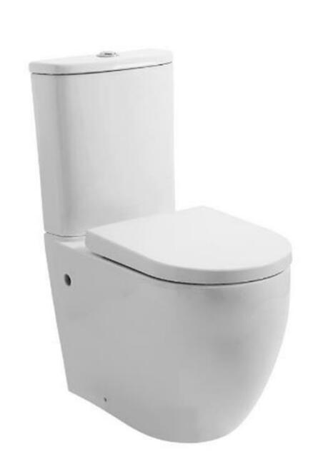 Commercial Special Needs Ambulant Care Wall Faced Toilet Suite  AS1428.1