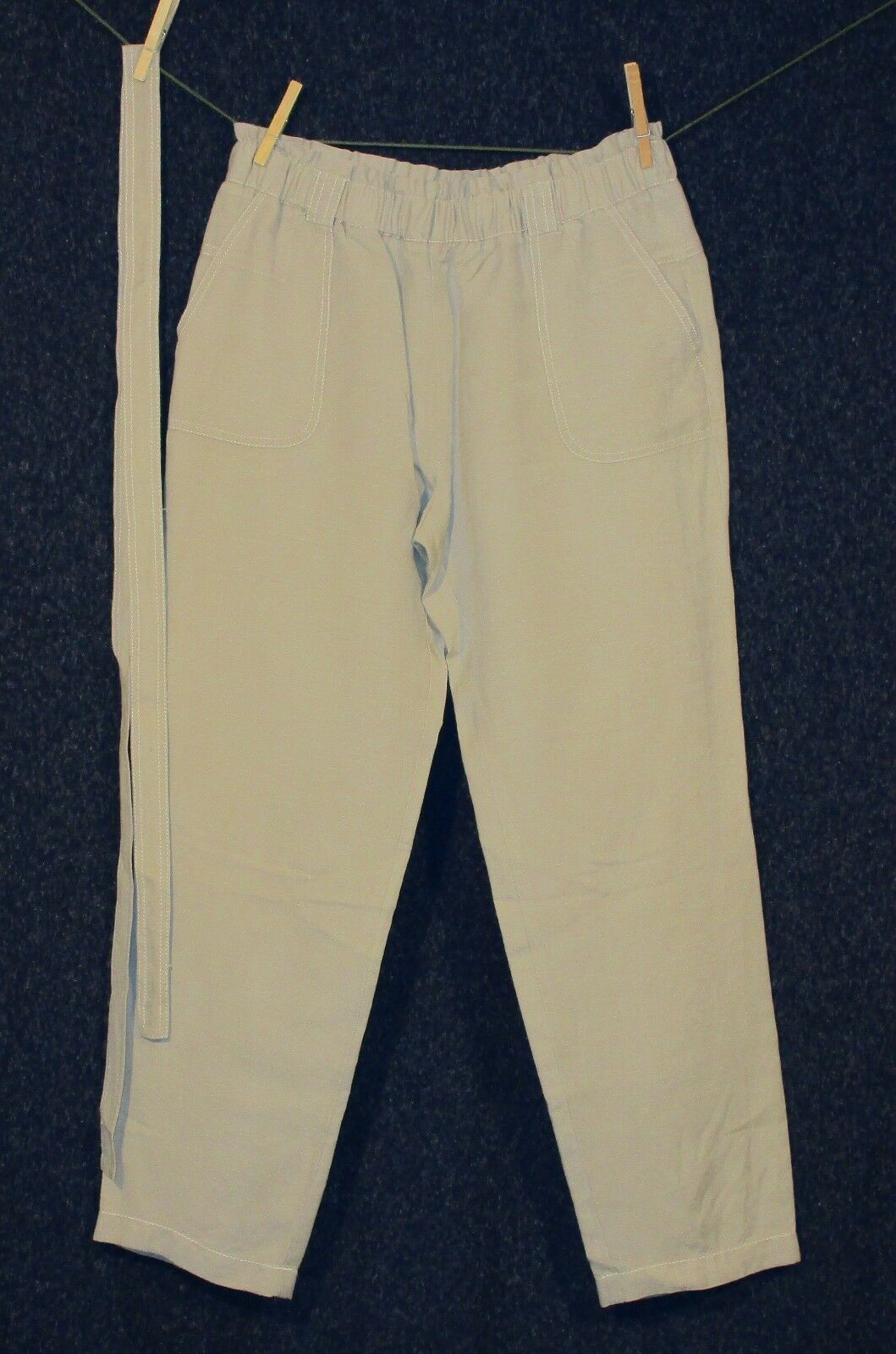 Anthropologie Cartonnier Women's NWOT Size Small Linen Blend Pants
