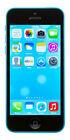 Smartphone Apple iPhone 5c - 8 Go - Bleu