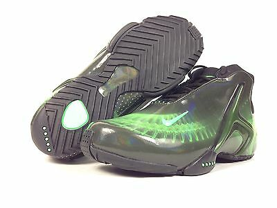 ed37e0dd6609 Men s Nike Zoom Hyperflight PRM Black Poison Green   587561-001 Sizes 7.5-