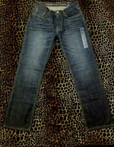 Mens American Eagle jeans 30x32 original straight
