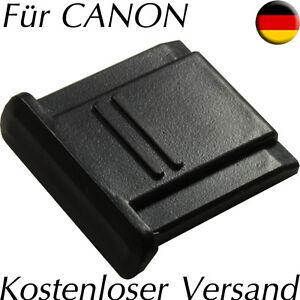 Blitzschuhabdeckung für Canon EOS 600D 650D ISO 518 Adapter Hot Shoe Cover