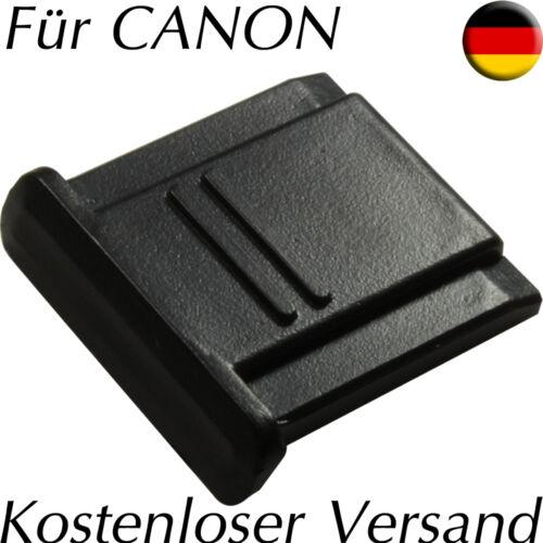 Blitz zapato cubierta para Canon EOS 1200d 1300d ISO 518 adaptadores Hot Shoe cover