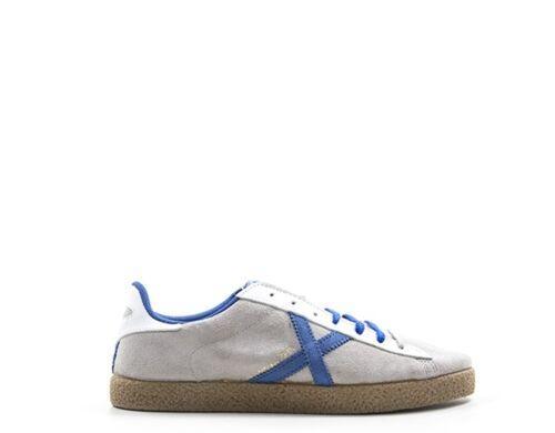 Scarpe azzurro Uomo Vulcano01s Trendy Sneakers Munich Grigio TrTFwX4aq
