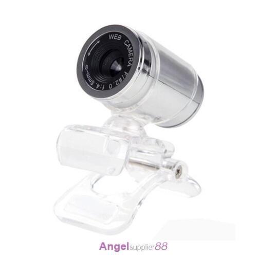 USB 2.0 1080P HD WebCam Web Camera Video with Mic 360°for MSN Skype Desktops PC
