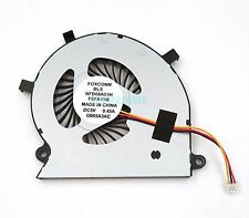 New CPU Cooling Cooler Fan for Toshiba Satellite Radius P55W-C P55W-C5200D P55W-C5314 P//N:FB07005H05LPA-001