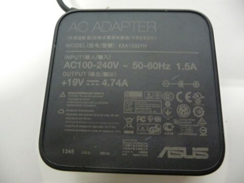 OEM 90W 19V 4.74A AC Adapter Charger Asus Zenbook UX51VZ EXA1202YH PA-1900-30 US