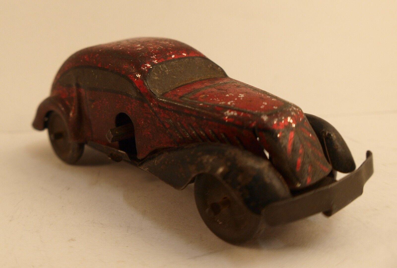 Cm Citroën Voiture 10 1930 Années À Rare En Tôle Moteur OnP8X0wk