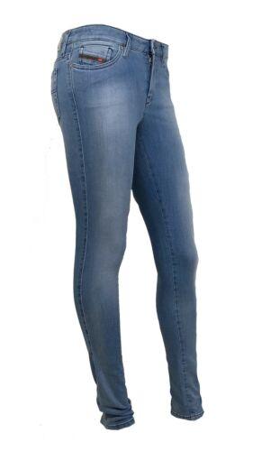 Diesel Damen Stretch Jeans SKINZEE 084CR Skinny hellblau verwaschen  NEU