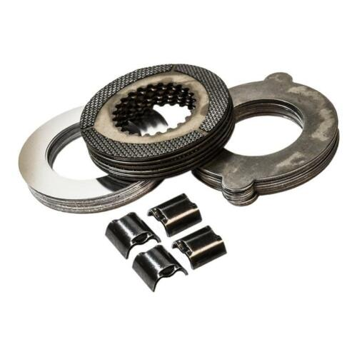 "GM 8.2//8.5//8.875/"" Clutch Kit 12P//12T Eaton Posi 14 Plate Steel Nitro Gear"