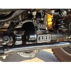 Details about ARB 0750003B Differential Cover (Black) For Dana 44 Axles