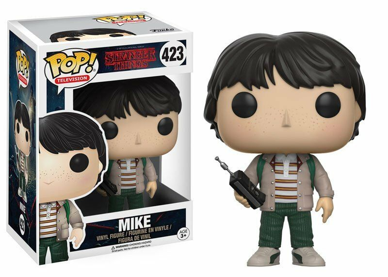 Nuovo in Scatola Pop Televisione: Stranger Things Volontà The Saggio Funko