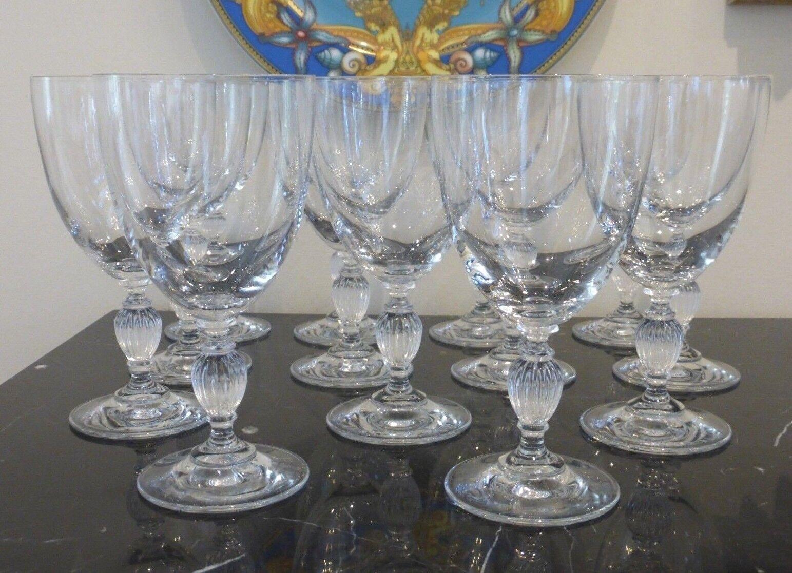 SPIEGELAU SET OF 13 WINNE GOBLET GLASSES 6 5 8  HIGH