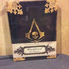 New Assassin's Creed IV Black Flag: Blackbeard The Lost Journal