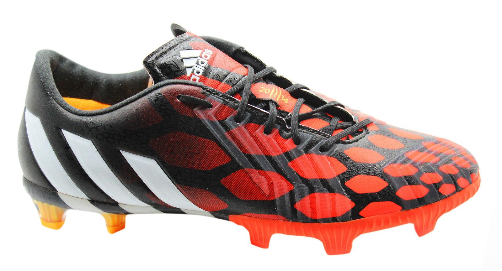 Adidas ProjoATOR INSTINCT FG botas de fútbol de hombre de tierra firme Negro M17643 WH