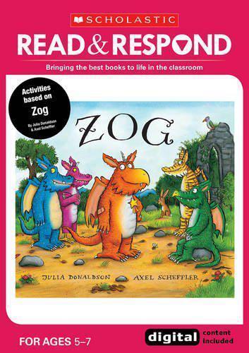 Zog (Read & Responder) By Evans Jean Nuevo Libro,(Libro en Rústica) Gratis y