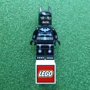 Genuine-Lego-Dc-Electro-Suit-Batman-Minifigure-Used-Figure-Only-SH046